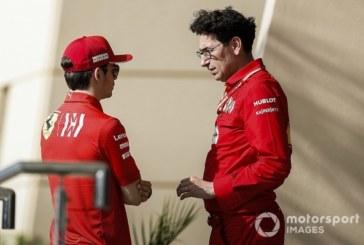 «Он учится на ошибках». Прогресс Леклера удивил Ferrari
