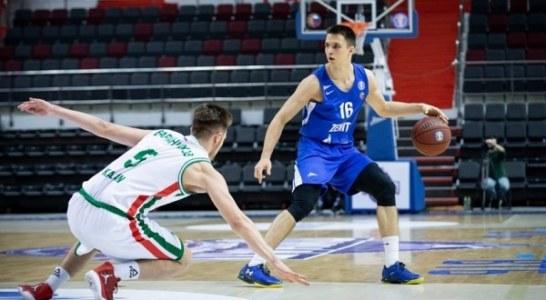 Петербургский баскетболист готовится к Первенству мира в составе сборной России U19