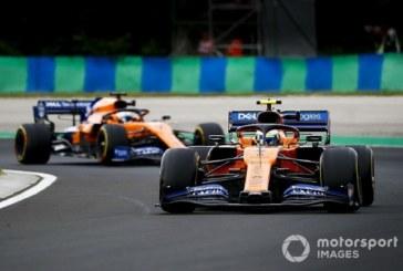 В McLaren напомнили, чьи усилия позволили команде добиться прогресса