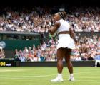 Серена потрясает. Младшая Уильямс и в 37 лет в полуфинале Уимблдона