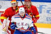 Петербургский СКА победил «Йокерит» в товарищеском матче