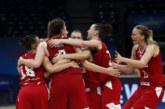 Российские баскетболистки вышли в четвертьфинал ЧЕ, обыграв итальянок