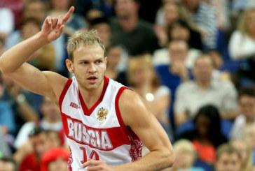Чемпион Европы Понкрашов усилит петербургский баскетбольный «Зенит»
