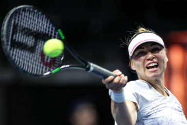 Российская теннисистка Звонарева уступила в полуфинале турнира WTA в Санкт-Петербурге