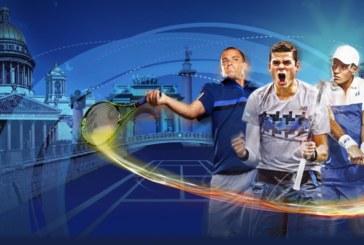 В Санкт-Петербурге предоставят программу международного теннисного турнира
