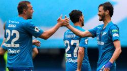 Пять игроков «Зенита» вошли в состав сборной России на отборочные матчи Евро-2020
