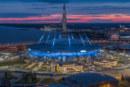 Официально: Финал Лиги чемпионов в 2021 году пройдет в Санкт-Петербурге