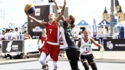 Петербургские спортсмены выиграли Первенство и Кубок России по баскетболу 3х3