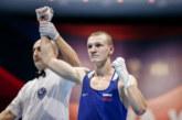 Петербуржец Илья Попов в четвертьфинале Чемпионата Мира по боксу