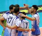 Петербургский волейбольный «Зенит» одержал победу в первом матче сезона-2019/20