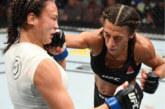 Еджейчик побила Уотерсон, Свонсон победил Грейси. Лучшие моменты турнира UFC в Тампе (видео)