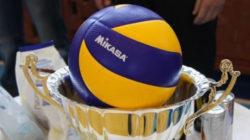 Волейбольный турнир «Путевка в Токио-2020»
