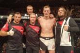 Тарас Кияшко: Волков не спешит подраться за пояс чемпиона UFC