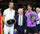 Даниил Медведев уступил Рафаэлю Надалю в шедевральном финале US Open