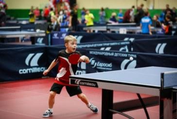 XX Международный детский турнир по настольному теннису памяти Н.Г. Никитина стартует 4 декабря в Санкт-Петербурге