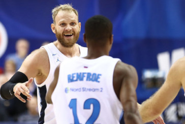 Баскетбольный «Зенит» примет «Барселону» в дебютном домашнем матче в Евролиге