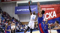 Впервые в истории баскетбольный «Зенит» обыграл ЦСКА в Москве