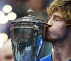 Российский теннисист Рублёв поднялся на 7 позиций в чемпионской гонке АТР