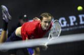 Андрей Рублев и Даниил Медведев сыграют в 1/4 финала турнира, Карен Хачанов выбыл