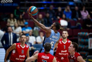 Баскетбольный «Зенит» уступил «Локомотив-Кубани» в домашнем матче Единой лиги ВТБ