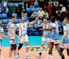 Петербургский волейбольный «Зенит» обыграл в домашнем матче «Югру-Самотлор» с новым рекордом