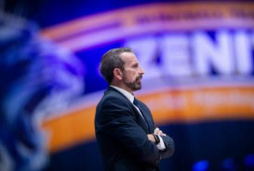 Главный тренер баскетбольного «Зенита» рассказал, чего ждёт от команды в матче с «Валенсией»
