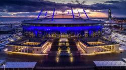 «Газпром Арена» может принять хоккейный матч «Вашингтона» вРоссии