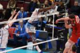 Петербургский «Зенит» обыграл «Локомотив» в матче чемпионата России по волейболу