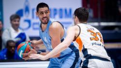 «Зенит» в домашней встрече потерпел поражение от пермской «Пармы» в матче Единой лиги ВТБ