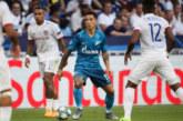 Сегодня «Зенит» сыграет с «Лионом» в Лиге чемпионов УЕФА
