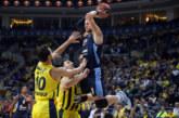 Баскетбольный «Зенит» на домашнем паркете примет «Фенербахче» в матче Евролиги