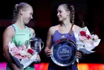 Пятый в истории женский теннисный турнир St. Petersburg Ladies Trophy-2020 завершился в Санкт-Петербурге