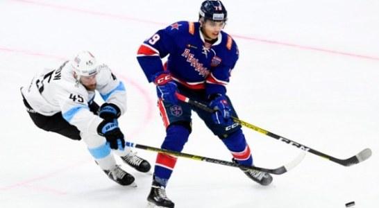СКА разгромил минское «Динамо» и лишил их шансов на выход в плей-офф КХЛ