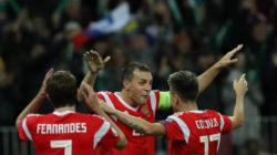 Сборная России по футболу закрепила позицию в рейтинге ФИФА