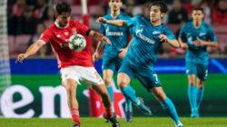 «Зенит крупно проиграл «Бенфике» и не вышел в плей-офф еврокубков