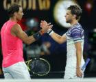 Принц победил Короля. Тим выбил Надаля с Australian Open