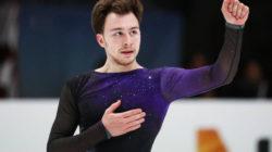 Петербургский фигурист Дмитрий Алиев будет готовиться к чемпионату мира-2020 в США