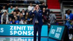 Главный тренер петербургского баскетбольного «Зенита» Хави Паскуаль вернулся в Петербург