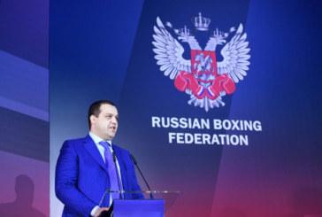 Умар Кремлев рассказал, когда в России состоится первый турнир по боксу