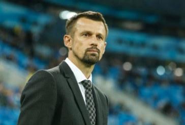 Сергей Семак: «Пока контракт с «Зенитом» не подписан»