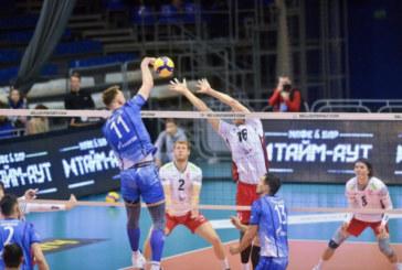 «Зенит» обыграл «Белогорье» в первом матче квалификационного раунда