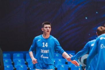 Баскетболист «Зенита-2» Иван Пьянзин– кандидат в сборную России 3х3 U23!⠀