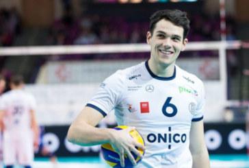 Волейбольный «Зенит» пополнил связующий сборной Франции Антуан Бризар