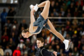 Петрбургские чемпионы Европы Бойкова и Козловский пропустят первый сбор фигуристов в Новогорске