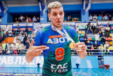 В Зените пополнение: Чемпион России Дмитрий Пашицкий