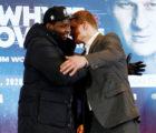 Боксерский поединок Поветкина с Уайтом перенесен из-за Лиги чемпионов