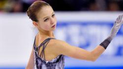 Александра Трусова официально перешла в команду
