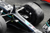 Pirelli установила причину проблем с шинами в Сильверстоуне