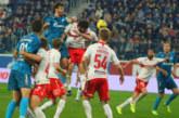 Полуфинал Кубка России между «Зенитом» и «Спартаком» пройдет в Петербурге