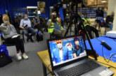 Первая пресс-конференция в истории российского волейбола в режиме онлайн